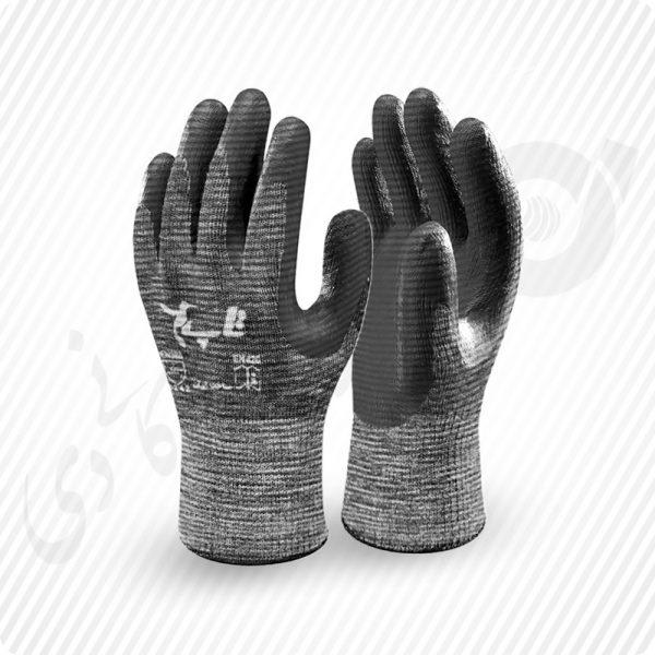 دستکش کف مواد نیتریل ( کد: 292 )