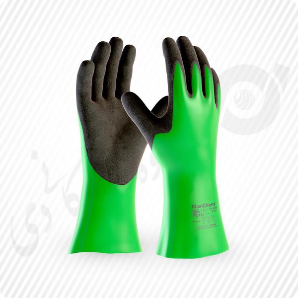 دستکش مکسی کم / ساق 35 سانتی