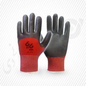 دستکش نیم مواد نیتریل پایا ( کد: 72 )