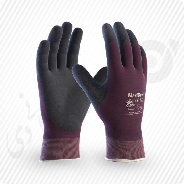 دستکش ضد مواد روغنی تمام مواد